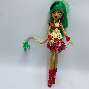 Jinafire Long Doll Ghouls' Getway 2012, Mattel